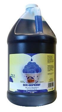 blueberry snocone flavor
