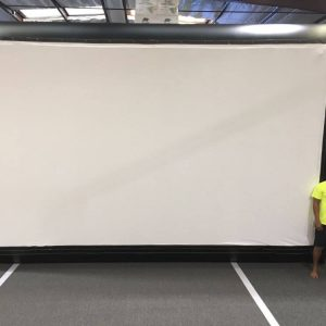 large movie screen inflatable rental